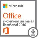 Office skolēniem un mājas lietošanai 2016