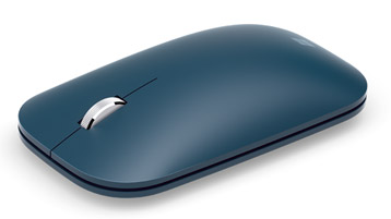 Surface Mobile Mouse Biru kobalt