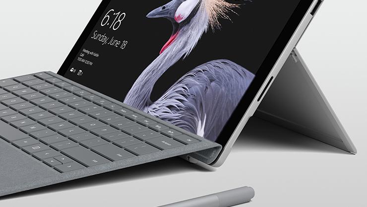 Surface Book dengan skrin boleh tanggal