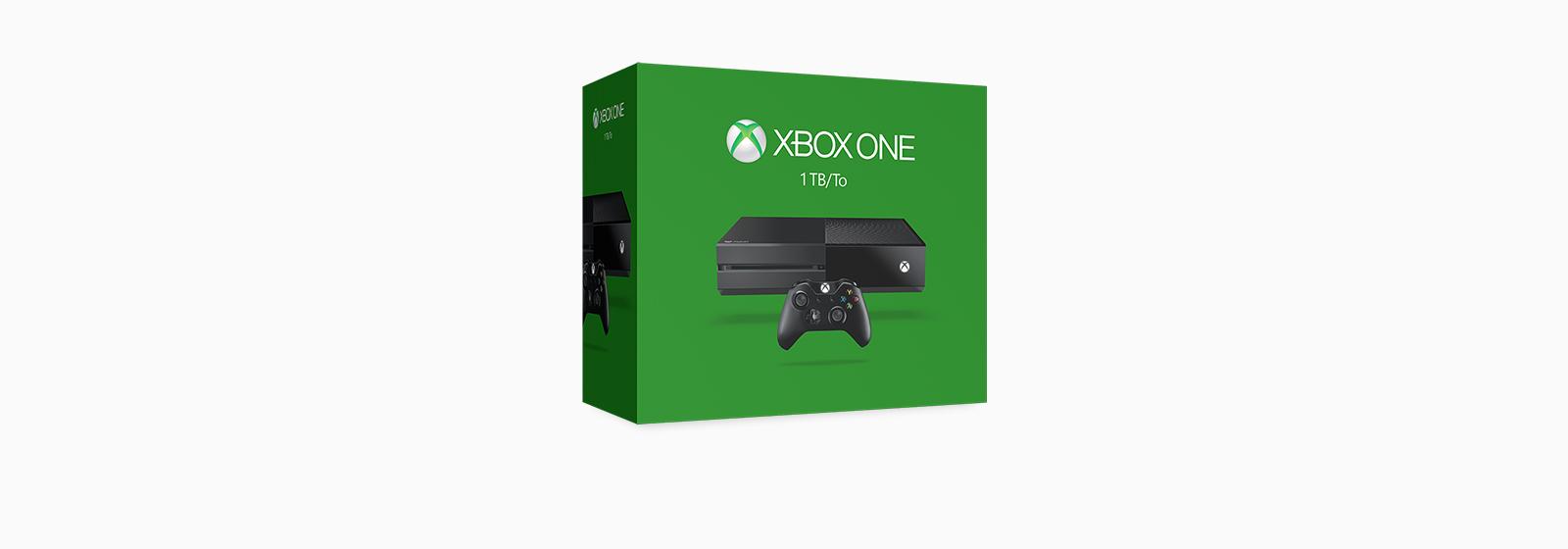 Les om den nye Xbox-konsollen med 1TB.