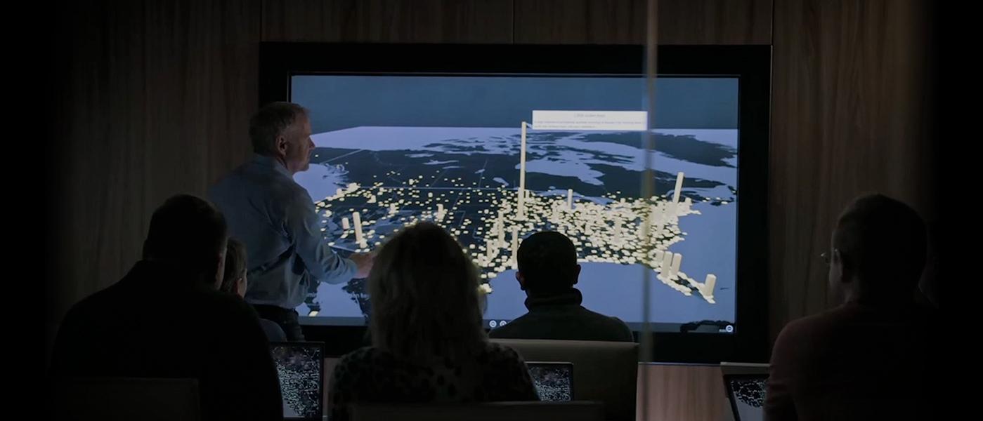 Beveilig je tegen steeds veranderende bedreigingen voor cyberbeveiliging met beveiligingsoplossingen voor ondernemingen van Microsoft.