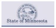 Zegel van de staat Minnesota