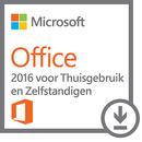 Office 2016 voor Thuisgebruik en Zelfstandigen