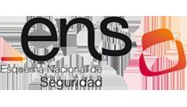 Logo van ENS Spanje, meer informatie over Esquema Nacional de Seguridad (het nationale veiligheidskader) van Spanje