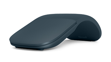 Surface arc mouse Kobaltblauw