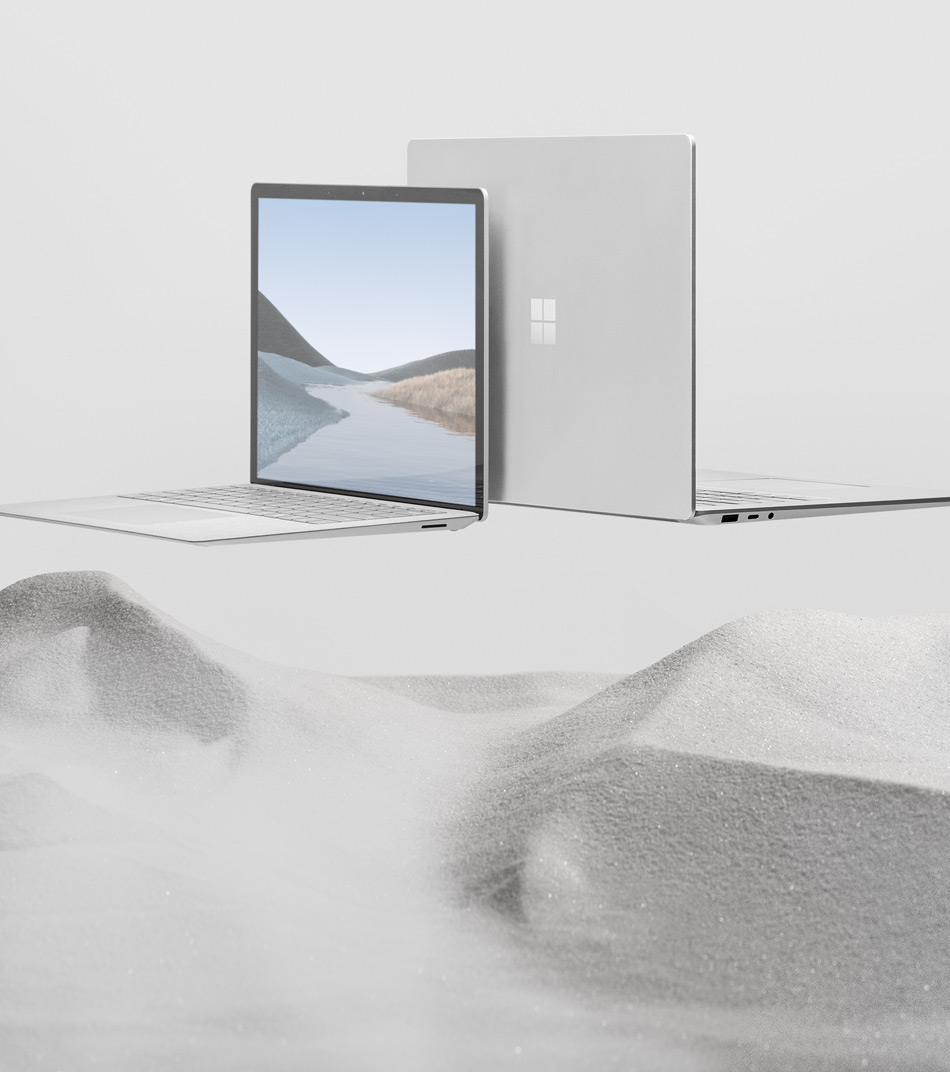 Surface Laptop 3 in 13,5 inch en 15 inch