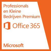 Office 365 voor Professionals en Kleine Bedrijven Premium