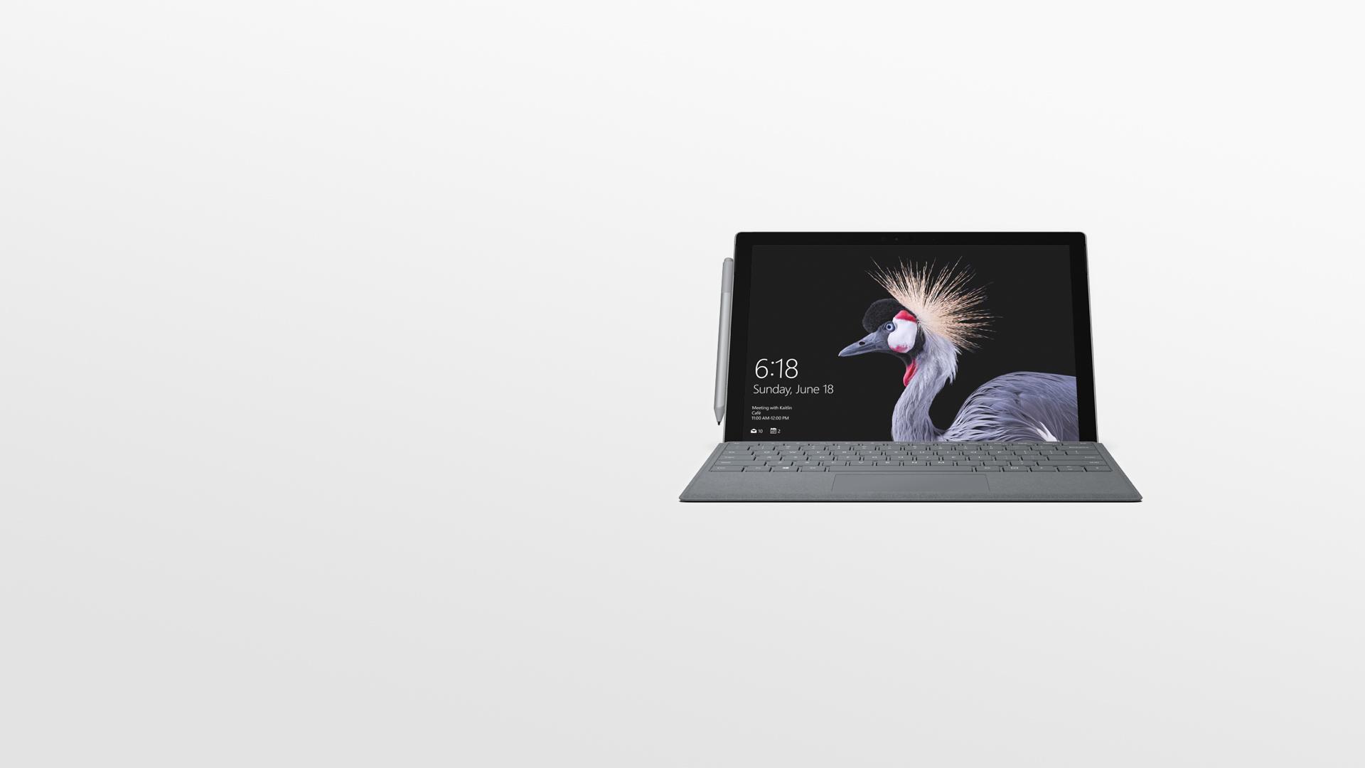 Surface Pro met Surface-pen