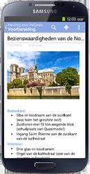 OneNote voor Android-telefoon