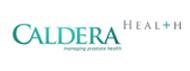 Caldera Health-logo, lees hoe Caldera Health Office 365 gebruikt om de privacy te waarborgen
