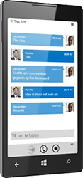 Lync 2013 voor Windows Phone