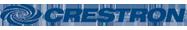 Crestron-logo, meer informatie over Crestron-producten voor vergaderingen in Skype voor Bedrijven