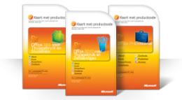Uw Office 2010-productcodekaart gebruiken