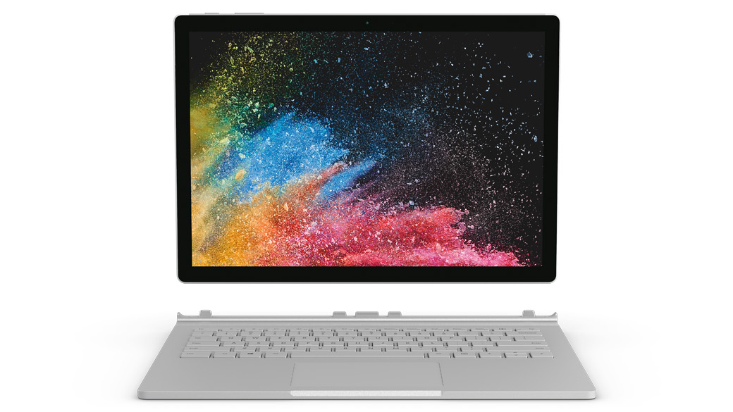 Surface Book 2 met 13,5 inch PixelSense™-scherm