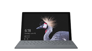 SURFACE PRO 4 PRODUCTAFBEELDING.