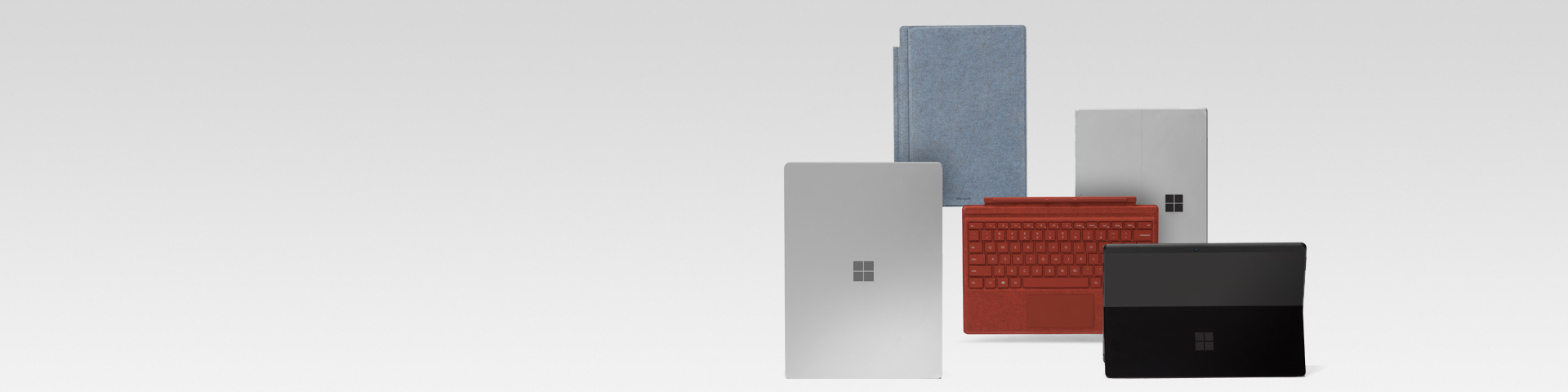 Familie van Surface-computers
