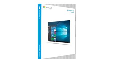 Windows 10-pc met vergrendelingsscherm