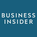 Logo van Business insider
