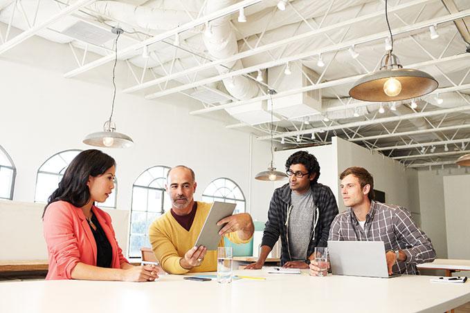 Zoek online een Microsoft-partner in boekhoudsoftware