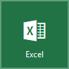 Ikona aplikacji Excel