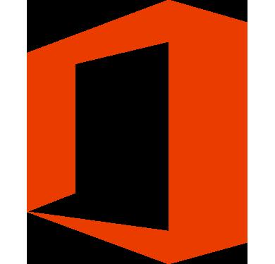 Logo usługi Office 365