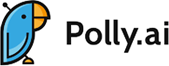 Logo usługi Polly.ai