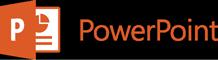Logo programu PowerPoint