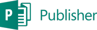 Logo programu Publisher