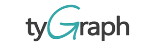 Logo firmy tyGraph