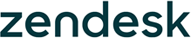 Logo usługi Zendesk