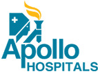 Logotipo da Apollo Hospitals