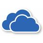 Logotipo do OneDrive