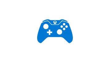 Um controle Xbox
