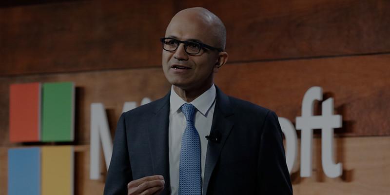 Assista à apresentação de cibersegurança sobre a segurança da Microsoft, com Satya Nadella.