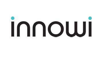 Logotipo de marca da Innowi
