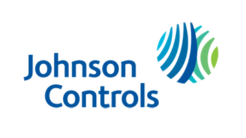 Logotipo de marca da Johnson Controls