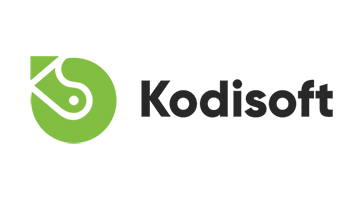 Logotipo de marca da Kodisoft