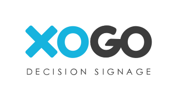 Logotipo de marca da XOGO