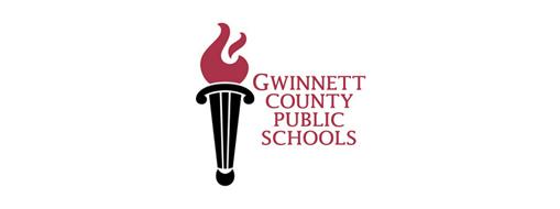 Logotipo das Escolhas públicas de Gwinnett