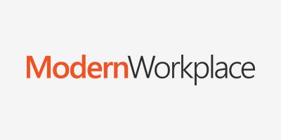 Logotipo do Modern Workplace