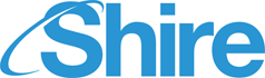 Logotipo da Shire