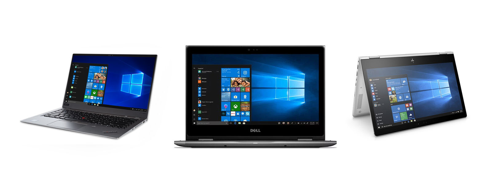 Dell laptops with Windows