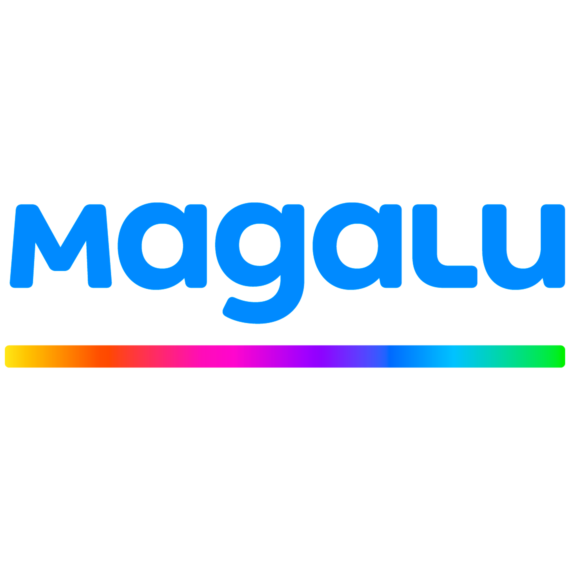Logotipo da Magazineluiza