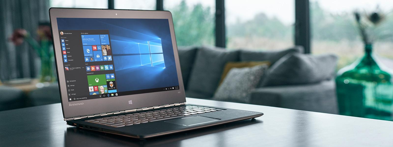 Computador com Windows 10