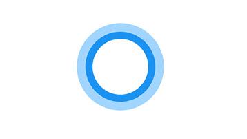 Ícone da Cortana