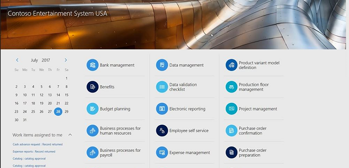 Introduction to Microsoft Dynamics 365 for Finance and Operations