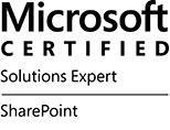 MCSE: Sharepoint logo