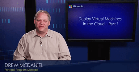Deploy Virtual Machines in the Cloud: Part 1