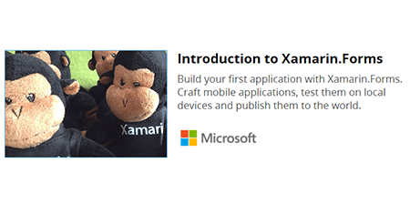 Introduction to Xamarin.Forms