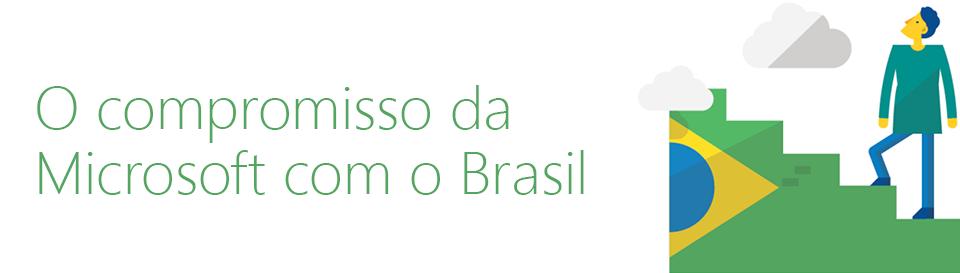 Resultado de imagem para microsoft brasil